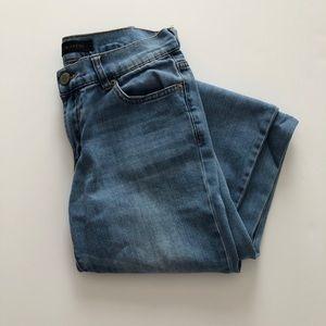 Light Wash Boyfriend Fit Joe Fresh Jeans